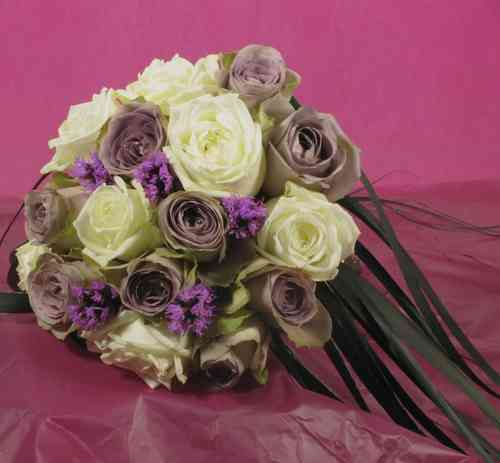 Bouquet de Noiva 3 tons